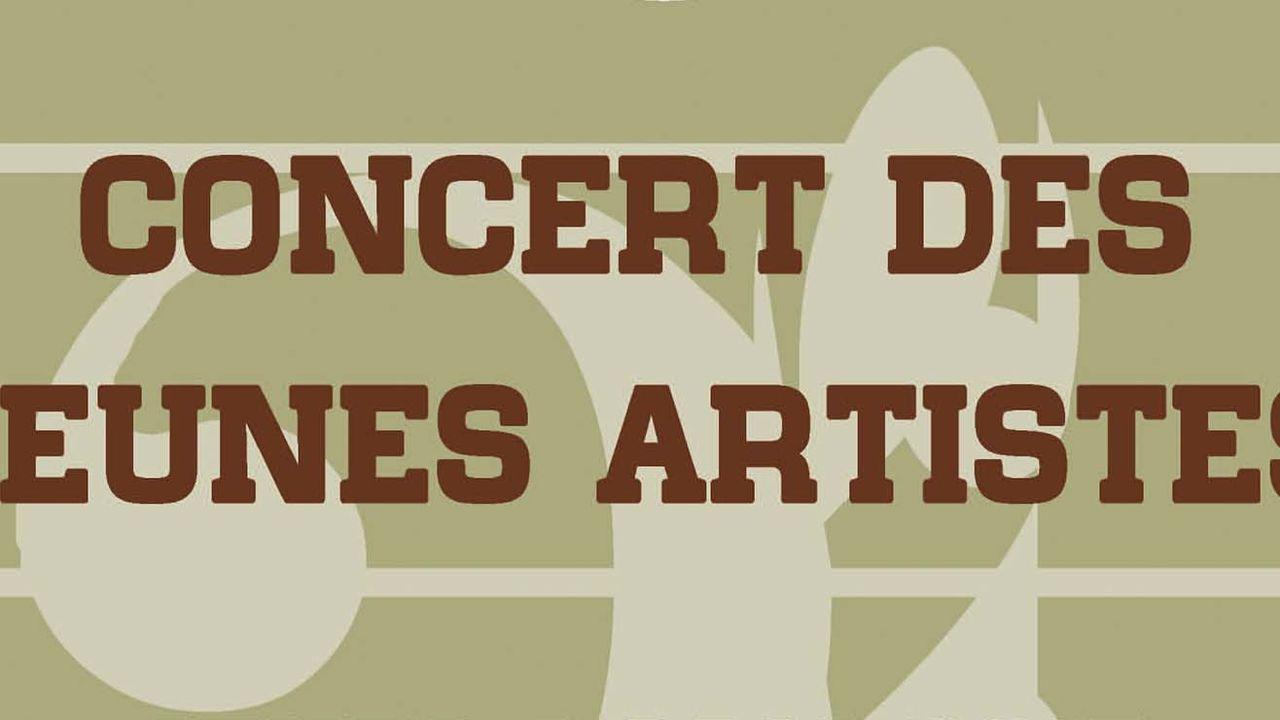 Concert Des Jeunes Artistes Ville De Saint Maurice