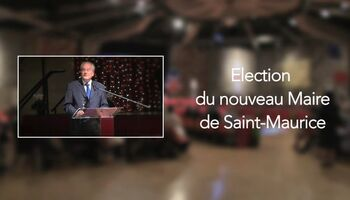 Election du maire 14 octobre 2017
