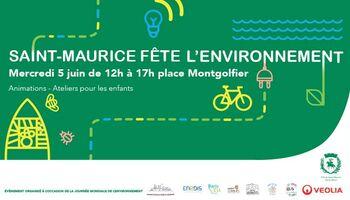 Saint-Maurice fête l'environnement - édition 2019
