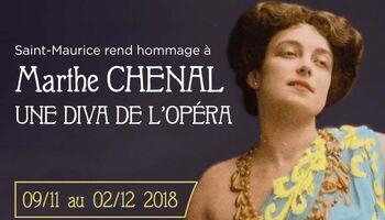 Exposition Marthe Chenal